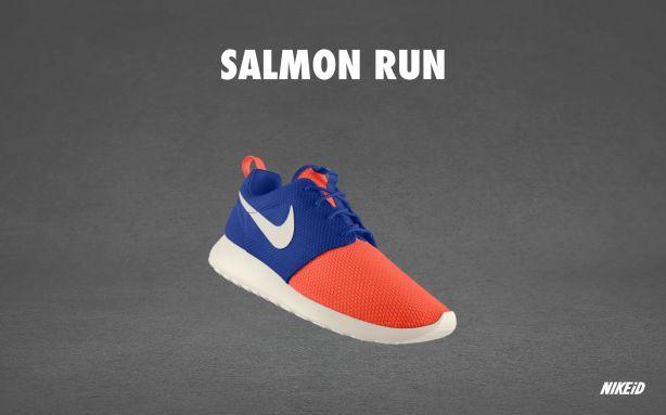 salmon roshe